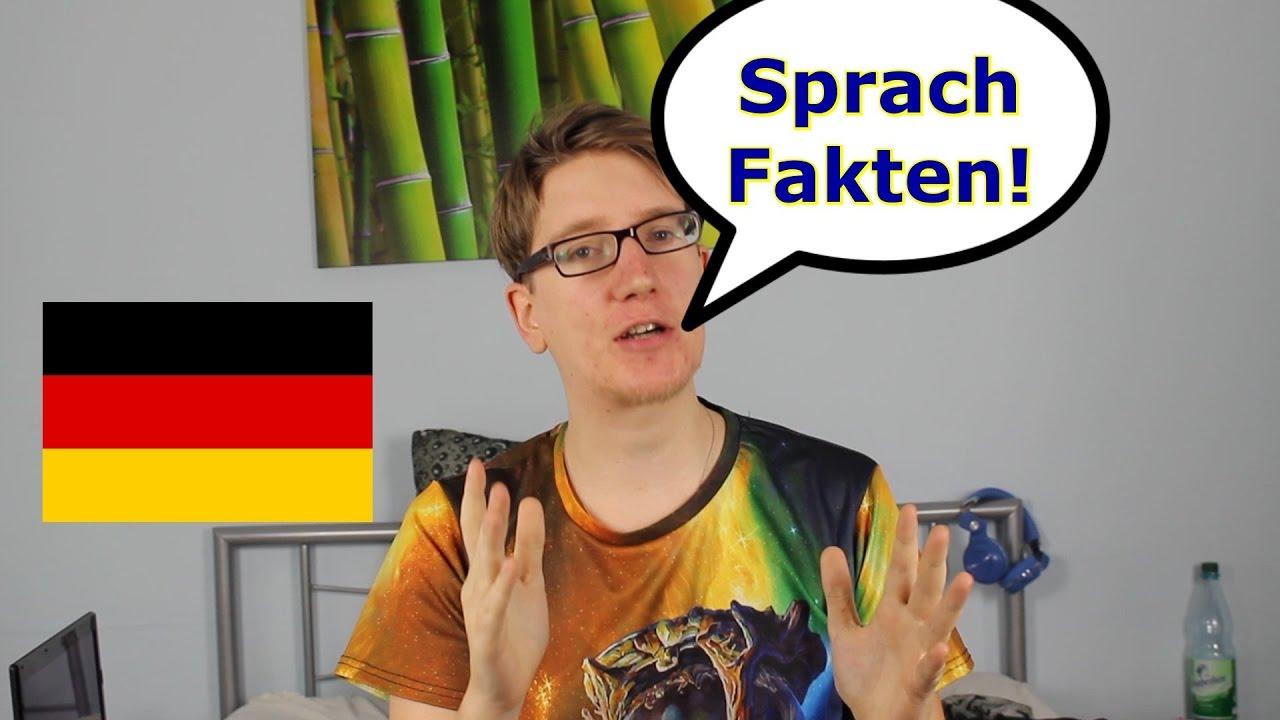 Lustige FAKTEN über die DEUTSCHE SPRACHE!   90er World ...