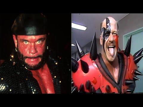Real backstage fights macho man randy savage vs road warrior hawk