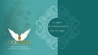 13 Signes de communication avec les anges
