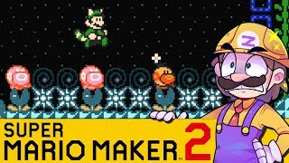 Morgen kommt Update 2.0 ! | SUPER MARIO MAKER 2 (Endlos Normal & Schwierig)