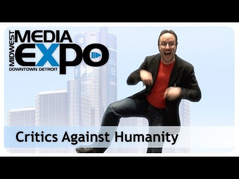 Midwest Media Expo 2015 - Critics Against Humanity