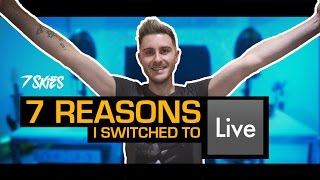 7 Reasons I Switched to Ableton Live