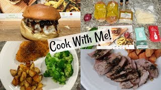 Cook With Me! Easy Meal Prep with HelloFresh!