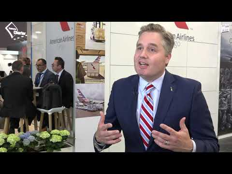 Rick Elieson, President, American Airlines Cargo