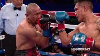 Francisco Vargas vs  Orlando Salido  Boxing After Dark Highlights HBO Boxing