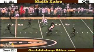 2013 Malik Zaire - QB