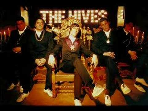 The Hives - Back in black