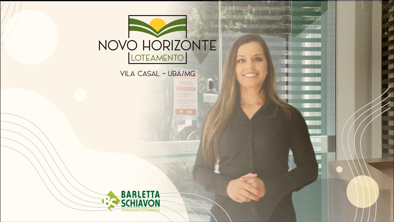 Novo Horizonte Loteamento - Institucional