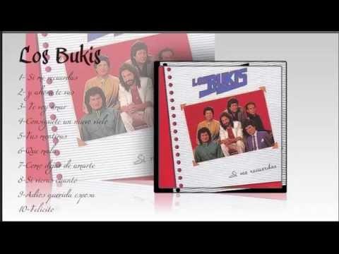 Si me recuerdas Los bukis Album 1988 Completo