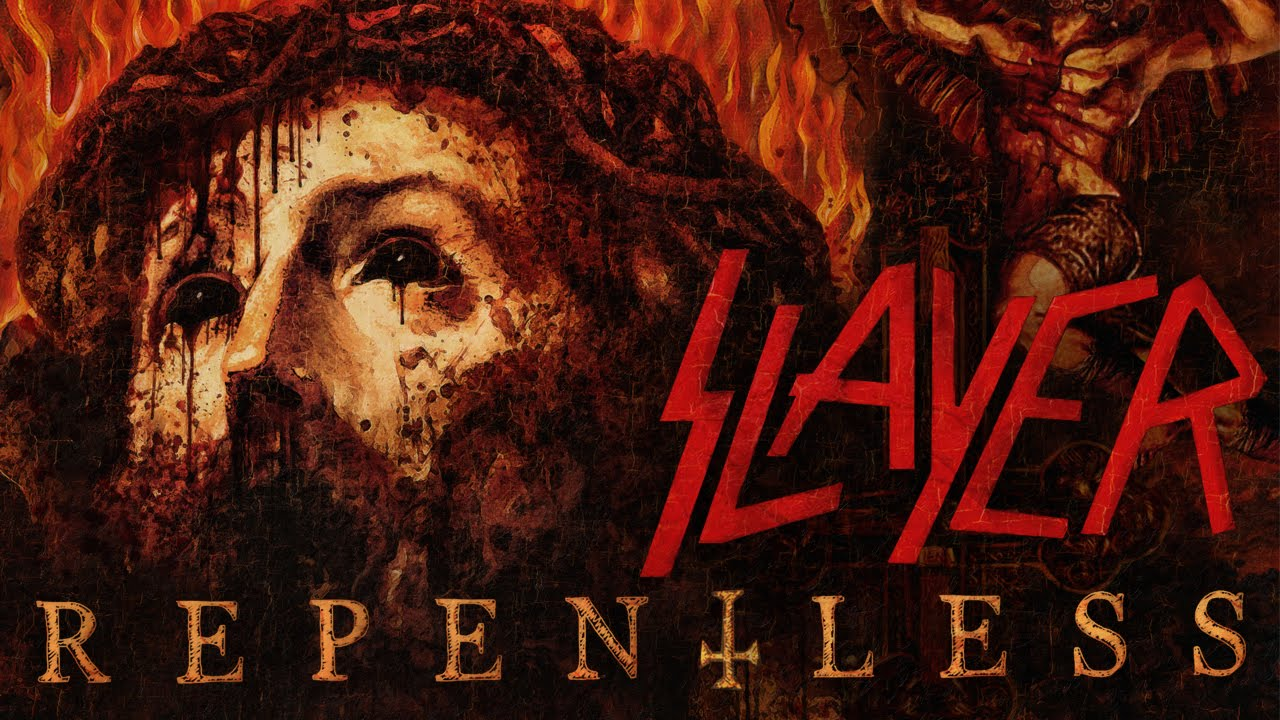 500c3f9b109d7 SLAYER - Repentless (OFFICIAL VISUALIZER VIDEO) - YouTube