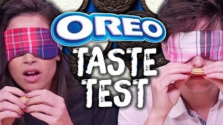 Weird Flavored Oreos TASTE TEST! (Cheat Day)