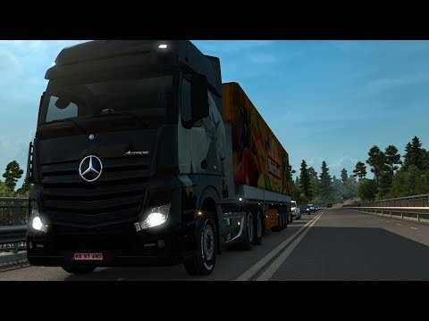 Euro Truck Simulator 2 - Scandinavia, o frumusete