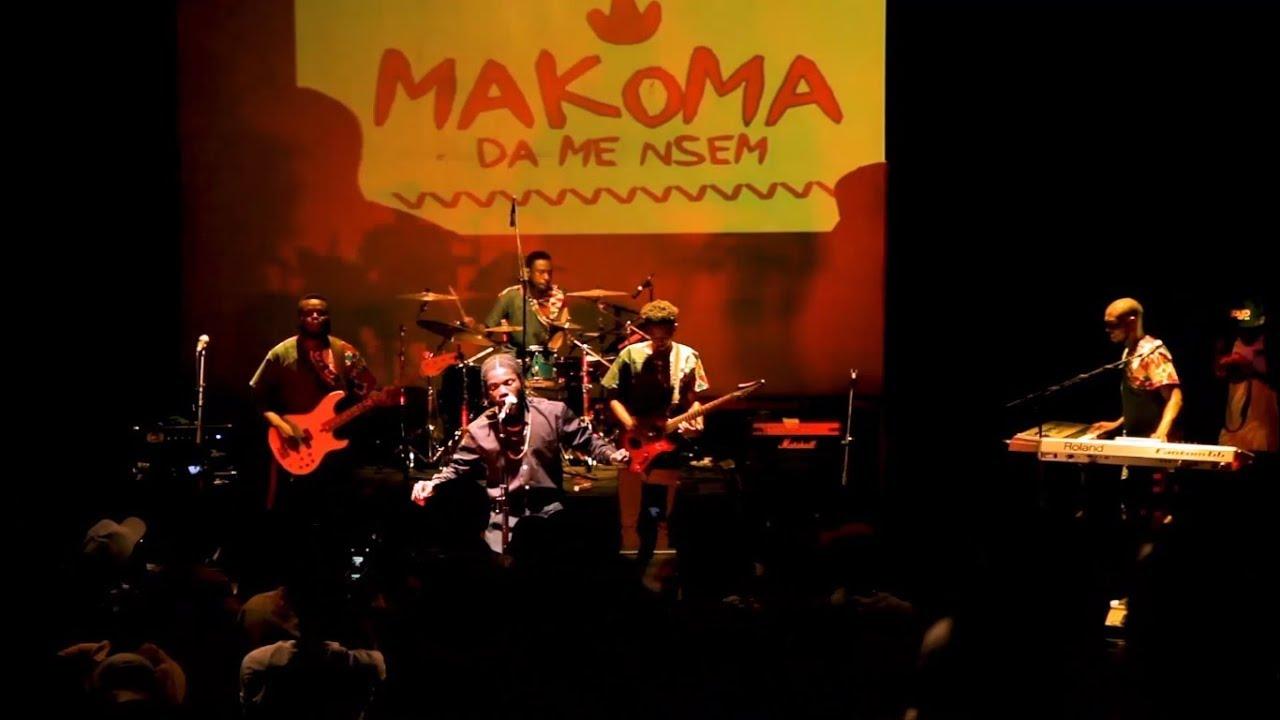 Download Pure Akan - Me Sika Aduro (Live At Onipa Akoma Concert)