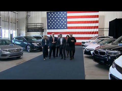 США повысят пошлины на импорт автомобилей