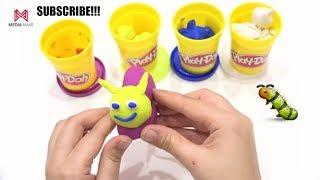 Play Doh  Animal Molds. Fun Kids Videos. 😍😍