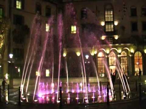 Monte Casino Musical Fountain