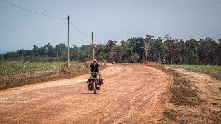 YOLO TOUR: 兩年時間騎腳踏車環遊世界
