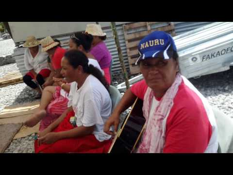 Part 1, NEW YEAR CELEBRATION, FAKAOFO, TOKELAU