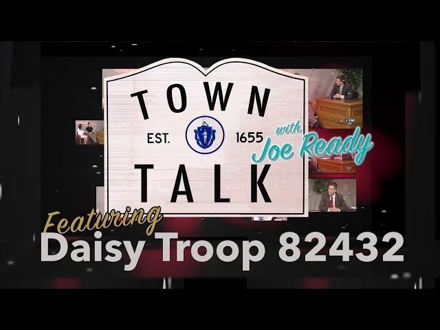 Town Talk featuring Daisy Troop #82432 - March 18, 2019