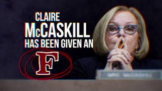 EXPOSED: Claire McCaskill's 12-yr War Against Gun Owners!