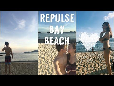 | DAILY LIFE - REPULSE BAY BEACH |