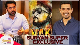EXCLUSIVE: Producer S. R. Prabhu reveals details about Suriya's NGK