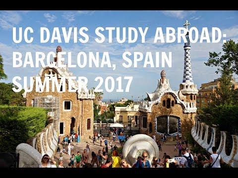 UC Davis Summer Abroad 2017: Barcelona, Spain