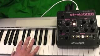 Waldorf Streichfett factory sounds