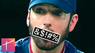 Eminem Finally RESPONDS To MGK In Kamikaze Tell-All Interview (Eminem x Sway)