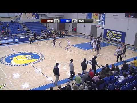 ICC Women's Basketball VS Rock Valley College
