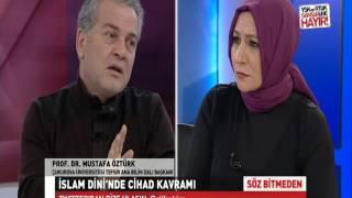 Gambar cover Söz Bitmeden - Mustafa Öztürk - 23 Aralık 2015