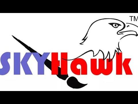SKYHawk™ Wooden Easel Stand A framed Easel Stand | Assembling Instructions