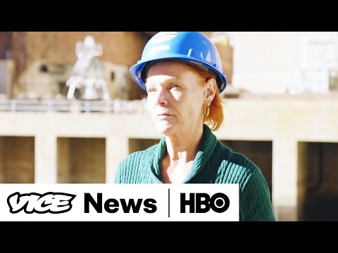 Americas Largest Reservoir Is At Dangerously Low Levels (HBO)