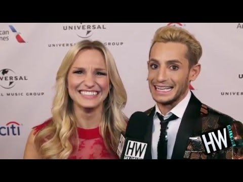 Frankie Grande Gushes Over Ariana's Success & Teases New Project!