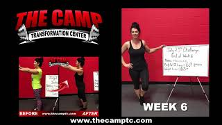 South Fort Worth TX Weight Loss Fitness 6 Week Hardbody Challenge Results - Manjola B.