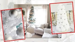 Top White Christmas Decorations Ideas