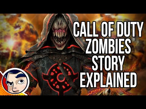 Call of Duty Zombies Story Explained - Complete Story thumbnail