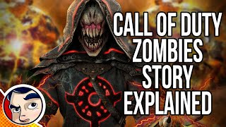 Call of Duty Zombies Story Explained - Complete Story