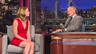 Claire Danes David Letterman 2013 11 14 720p