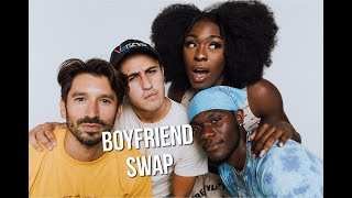 SWAPPING BOYFRIENDS FOR A DAY FT (CHRIS & IAN)