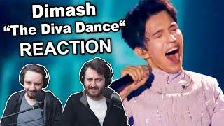 """Dimash - The Diva Dance (Bastau Concert)"" Reaction"
