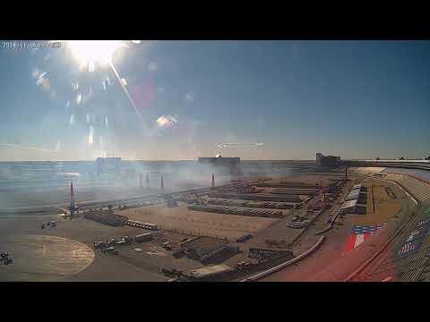 Cloud Camera 2018-11-16: Texas Motor Speedway