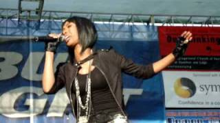Brandy - Who Is She 2 U (Live at San Jose Gay Pride)