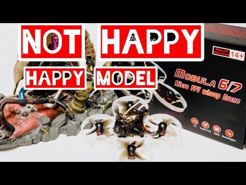 Mobula 7 Happy Model, We are not Happy: Droneconomics