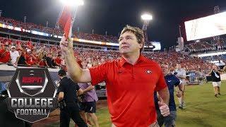Georgia Bulldogs rank No. 1 in the first College Football Playoff rankings | ESPN