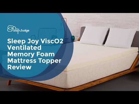 sleep-joy-visco2-ventilated-memory-foam-mattress-topper-review