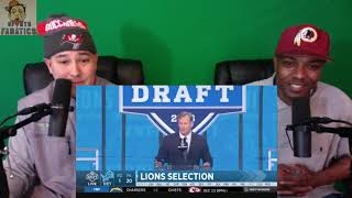 NFL Draft 2018 First Round | Reaction