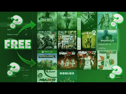 how to get xbox live on xbox one for free