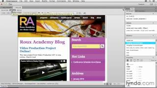 Dreamweaver CC and Wordpress Tutorial 2015 Part 2