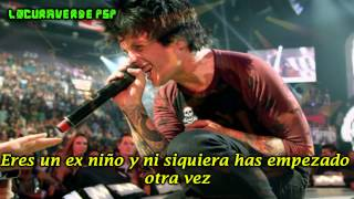Green Day- X-Kid- (Subtitulado en Español)